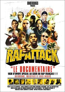 Vol. 1-Rap Attack [Import]