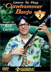 Learn to Play Clawhammer Banjo, Level 2: Intermediate