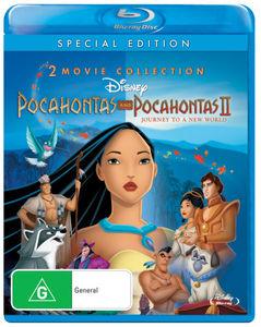 Pocahontas + Pocahontas 2 [Import]