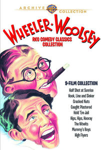 Wheeler and Woolsey: RKO Comedy Classics Collection: Volume 1