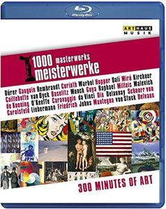 1000 Masterworks-300 Miinutes of Art