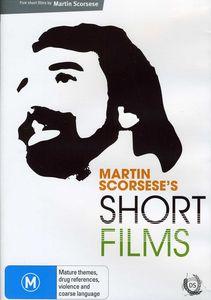 Martin Scorsese's Short Films [Import]