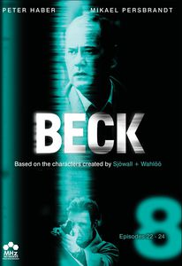 Beck: Volume 8 (Episodes 22-24) , Peter Haber