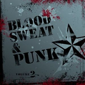 Blood Sweat & Punk 2 /  Various