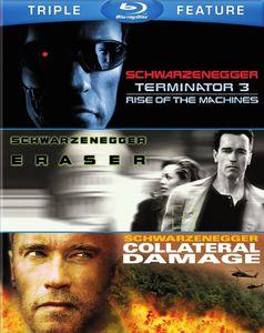 Terminator 3 /  Eraser /  Collateral Damage