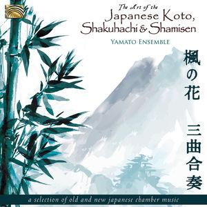 Art of the Japanese Koto Shakuhachi & Shamisen