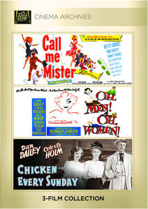 Call Me Mister /  Oh, Men! Oh, Women! /  Chicken Every Sunday