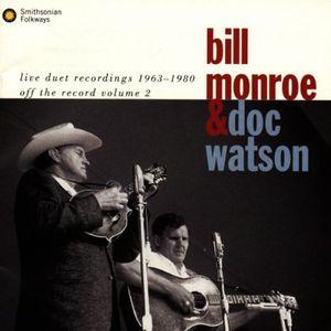Live , Bill Monroe