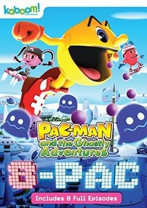 Pac-Man - Pixel-8