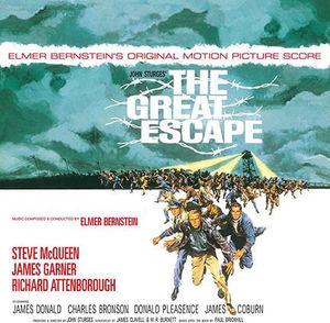 The Great Escape (Original Motion Picture Score) [Import]