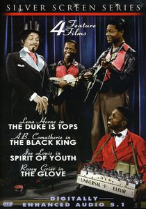 4 Feature Films: The Duke Is Tops /  The Black King /  Spirit of Youth /  The Glove