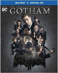 Gotham: The Complete Second Season (DC) , Ben McKenzie
