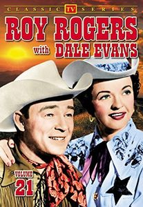Roy Rogers With Dale Evans, Volume 21