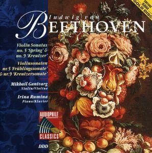 Beethoven: VLN Sonatas Nos 5 & 9