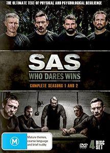 Sas: Who Dares Wins S1 & S2 [Import]