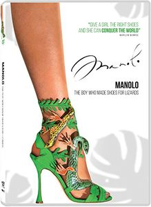 Manolo: The Boy Who Made Shoes for Lizards [Import]