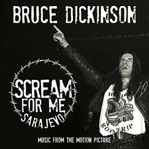 Scream For Me Sarajevo , Bruce Dickinson