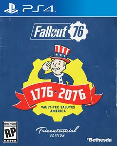 Fallout 76 - Tricentennial Edition for PlayStation 4