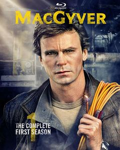 MacGyver: The Complete First Season , Richard Dean Anderson