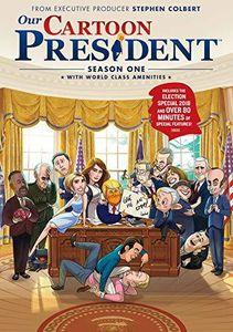 Our Cartoon President: Season One , James Adomian