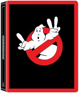 Ghostbusters /  Ghostbusters II 35th Anniversary Limited Edition , Bill Murray