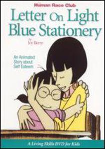 Learn On Light Blue Stationery