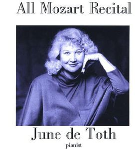 All Mozart Recital