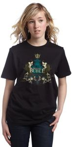 Crest T-Shirt Black - XL