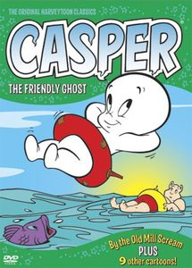 Casper the Friendly Ghost: By the Old Mill Scream