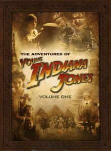 The Adventures of Young Indiana Jones: Volume One , Margaret Tyzack