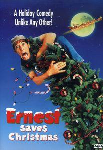 Ernest Saves Christmas , Jim Varney