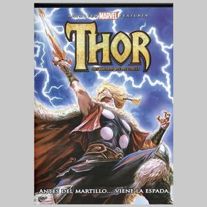 Hulk Vs Thor [Import]