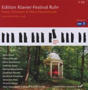 Ruhr Piano Festival: Franz Schubert & New Piano