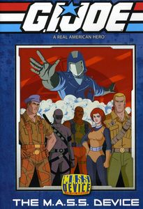 G.I. Joe Real American Hero: The M.A.S.S. Device