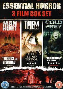 Essential Horror Boxset [Import]