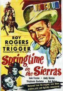 Springtime in the Sierras