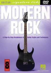 Modern Rock Signature Licks
