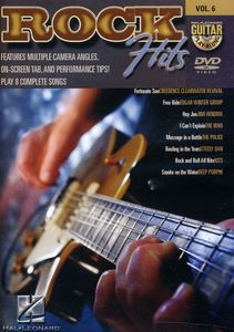 Guitar Play Along: Rock Hits: Volume 6