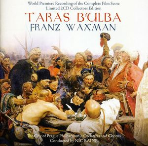 Taras Bulba (World Premiere Recording of the Complete Film Score) [Import]