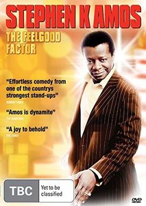 Stephen K Amos Live-The Feel Good Factor [Import]