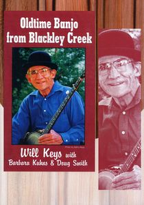 Old Time Banjo From Blackley Creek