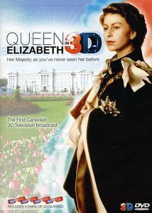 Queen Elizabeth in 3D [Import]