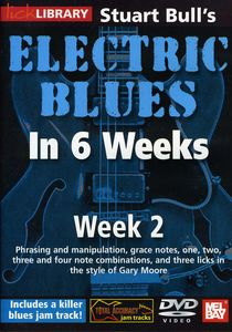 Electric Blues in 6 Weeks for Guitar: Week 2