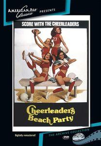 Cheerleaders Beach Party