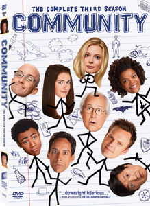 Community: The Complete Third Season