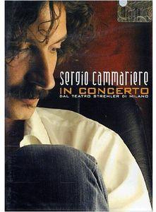 Sergio Cammariere Om Concert [Import]