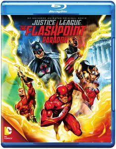Dcu: Justice League - The Flashpoint Paradox