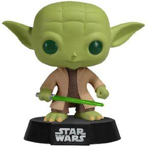 FUNKO POP! STAR WARS: Yoda