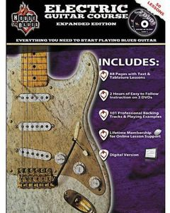 House of Blues Electric Guitar Course