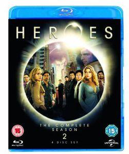Heroes: Season 2 [Import]